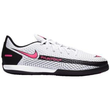 Nike Hallen-SohleJR PHANTOM GT ACADEMY IC - CK8480-160 weiß