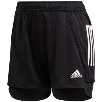 adidas FußballshortsCondivo 20 Trainingsshorts - EA2499 schwarz