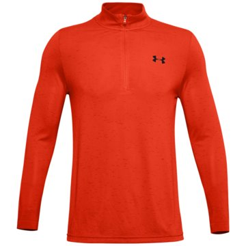 Under Armour LangarmhemdenFITTED CG CREW - 1332491 -