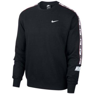 Nike SweatshirtsNike Sportswear Men's French Terry Crew - CZ7828-010 schwarz