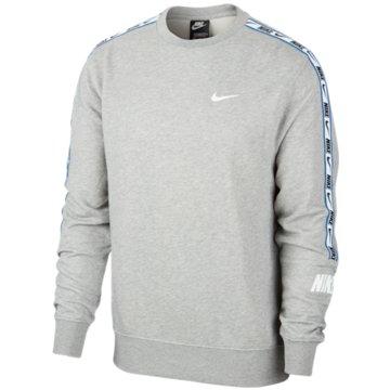 Nike SweatshirtsNike Sportswear Men's French Terry Crew - CZ7828-063 grau