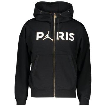 Jordan SweatjackenParis Saint-Germain Men's Full-Zip Travel Fleece - CV9910-010 -