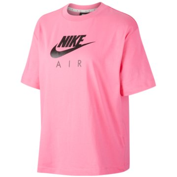 Nike T-ShirtsNike Air Women's Short-Sleeve Top - CU5558-684 pink