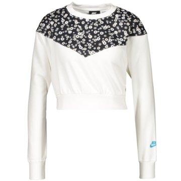 Nike SweatshirtsSportswear Heritage - CJ2469-011 weiß