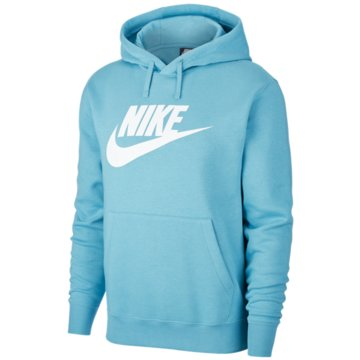 Nike HoodiesNike Sportswear Club Fleece Men's Graphic Pullover Hoodie - BV2973-424 -