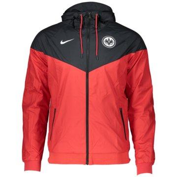 Nike Fan-Jacken & WestenEintracht Frankfurt Windrunner Men's Soccer Jacket - CI9293-657 -