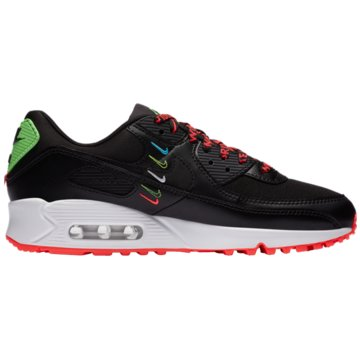 Nike Sneaker LowAIR MAX 90 SE - CK7069-001 schwarz