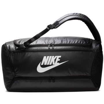 Nike SporttaschenNike Brasilia Training Convertible Duffel Bag/Backpack - BA6395-010 -