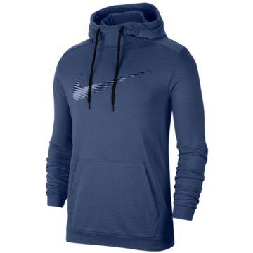 Nike HoodiesDRI-FIT - CJ4268-469 -
