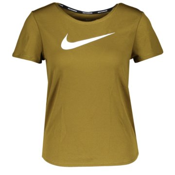 Nike T-ShirtsSWOOSH RUN - CU3237-368 gold