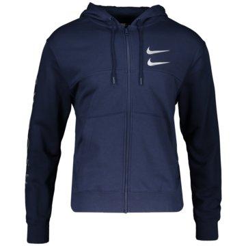 Nike SweatjackenNike Sportswear Swoosh Men's Full-Zip Hoodie - DC2582-410 -