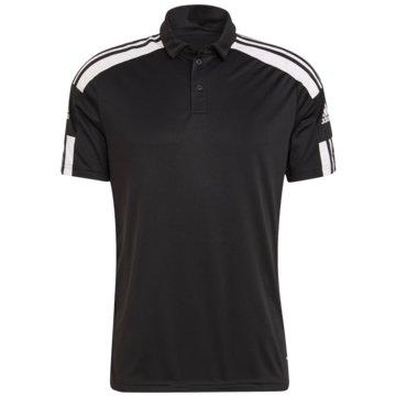 adidas PoloshirtsSQUADRA 21 POLOSHIRT - GK9556 schwarz