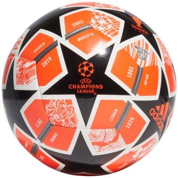 adidas FußbälleFINALE 21 20TH ANNIVERSARY UCL CLUB BALL - GK3470 grau