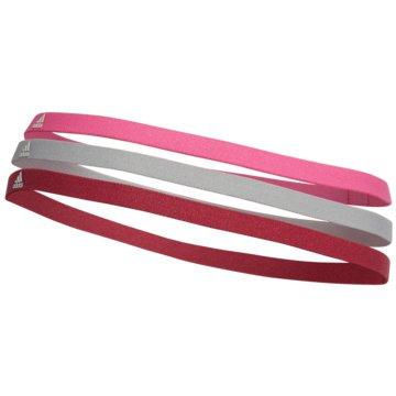 adidas StirnbänderHAARBAND 3ER-PACK - GM4990 pink