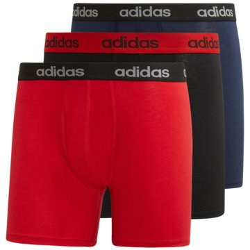 adidas BoxershortsSLIPS, 3 STÜCK - FS8395 rot
