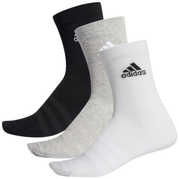 adidas Hohe SockenLIGHT CREW 3PP - DZ9392 -