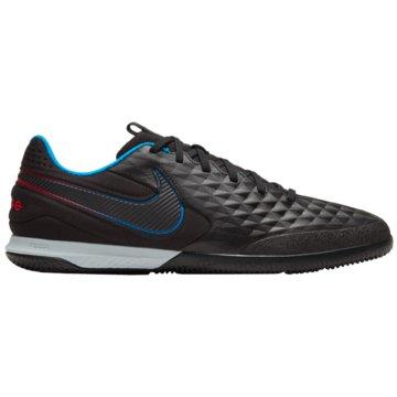 Nike Hallen-SohleREACT TIEMPO LEGEND 8 PRO IC - AT6134-090 schwarz
