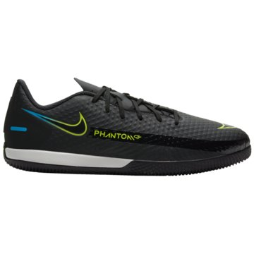 Nike Hallen-SohleJR. PHANTOM GT ACADEMY IC - CK8480-090 schwarz