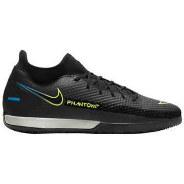 Nike Hallen-SohlePHANTOM GT ACADEMY DYNAMIC FIT IC - CW6668-090 schwarz