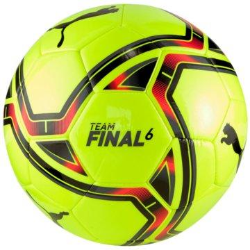 Puma FußbälleTEAMFINAL 216 MS BALL - 83311 gelb