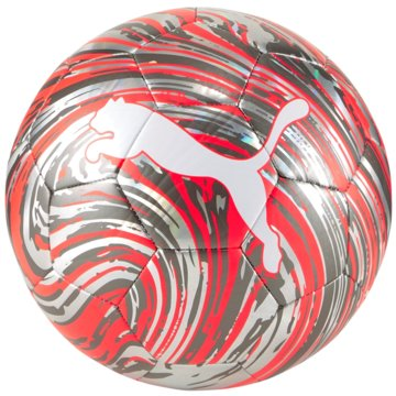 Puma Fußbälle SHOCK BALL - 83555 rot