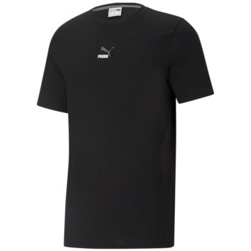 Puma T-ShirtsELEVATE TAPE TEE - 531075 schwarz