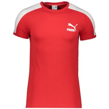 Puma T-ShirtsICONIC T7 TEE - 599869 rot