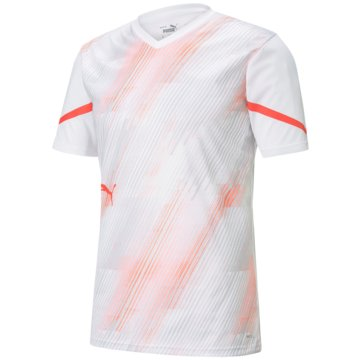 Puma Fan-T-ShirtsINDIVIDUALCUP JERSEY - 657209 weiß