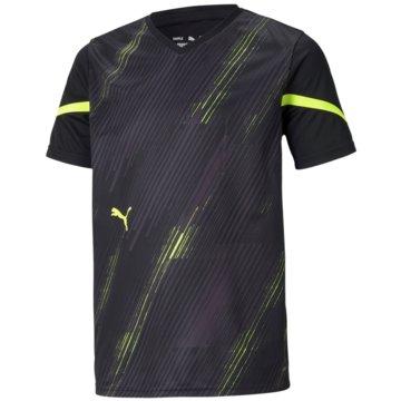 Puma T-ShirtsINDIVIDUALCUP JERSEY JR - 657210 schwarz