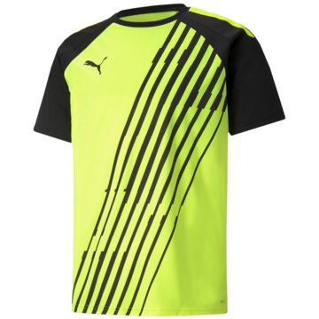 Puma T-ShirtsTEAMLIGA GRAPHIC JERSEY JR - 657218 gelb