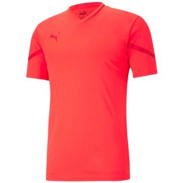 Puma T-ShirtsTEAMFLASH JERSEY - 704394 rot