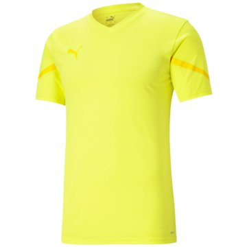 Puma T-ShirtsTEAMFLASH JERSEY - 704394 gelb
