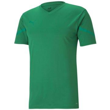 Puma T-ShirtsTEAMFLASH JERSEY JR - 704395 grün