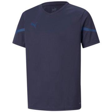 Puma T-ShirtsTEAMFLASH JERSEY JR - 704395 blau