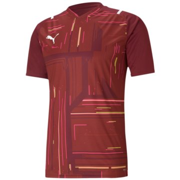 Puma T-ShirtsTEAMULTIMATE JERSEY JR - 705078 rot