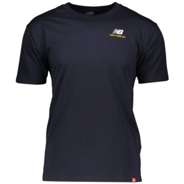 New Balance T-ShirtsNB ESSE EMBR TEE - MT11592_ECL blau