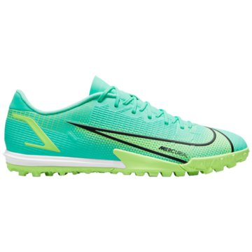 Nike Multinocken-SohleMercurial Vapor 14 Academy TF türkis