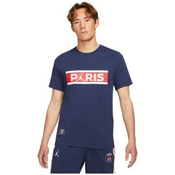 Jordan T-ShirtsPARIS SAINT-GERMAIN WORDMARK - DB6510-410 -