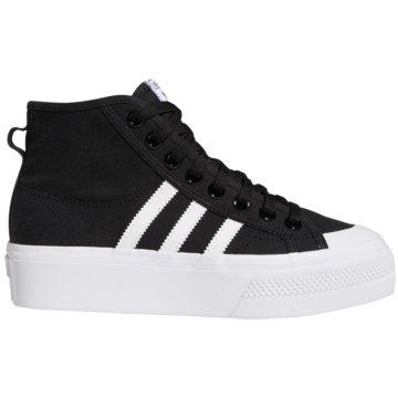 adidas Sneaker World schwarz