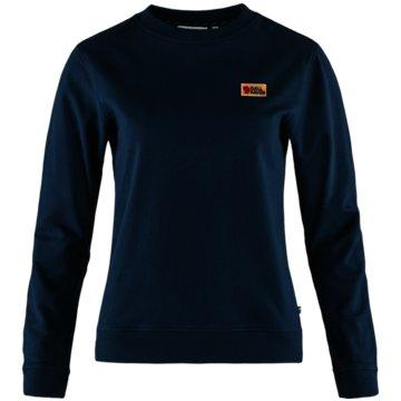 Fjällräven T-ShirtsVARDAG SWEATER W - F83519 grau
