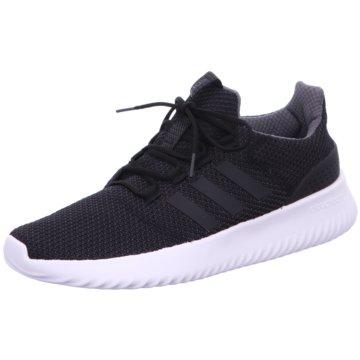 adidas Sneaker LowCloudfoam Ultimate schwarz