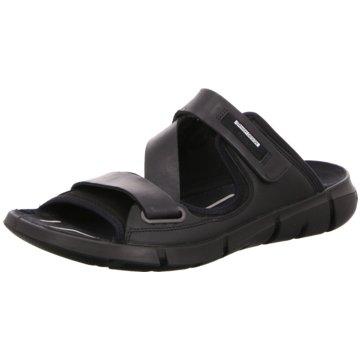 Ecco Komfort Schuh schwarz