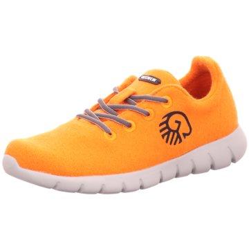Giesswein FreizeitschuhMerino Runner orange