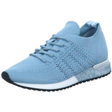 La Strada Top Trends Schnürschuhe blau