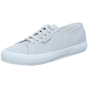Superga Sneaker2790-JERSEYLUREXW grau