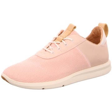 TOMS Sneaker Sports rosa