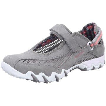 Allrounder Komfort SlipperSneaker grau