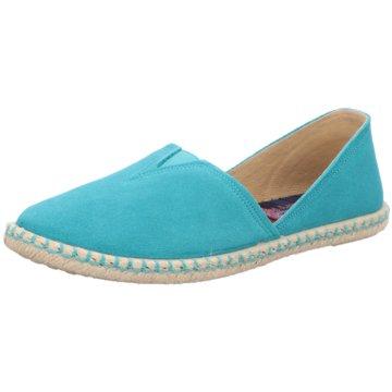Skechers Espadrille blau