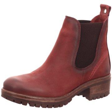 MACA Kitzbühel Chelsea Boot rot