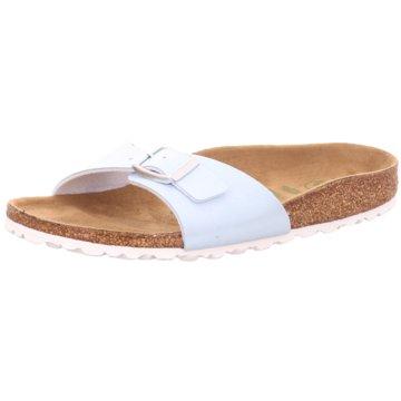 Birkenstock Klassische PantoletteMadrid BS[Slipper] blau